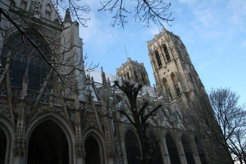 Photos du jour : Bruxelles sous la neige (4/9) dans Bruxelles 17