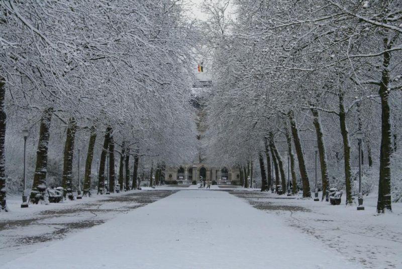 Photos du jour : Bruxelles sous la neige (6/9) dans Bruxelles 27
