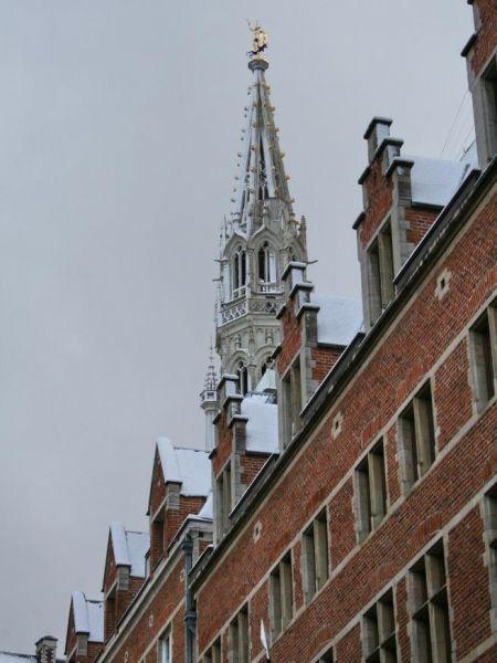 Photos du jour : Bruxelles sous la neige (fin) dans Bruxelles 42