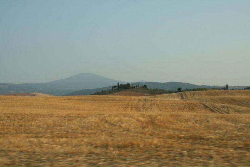 Toscane, juillet 2006