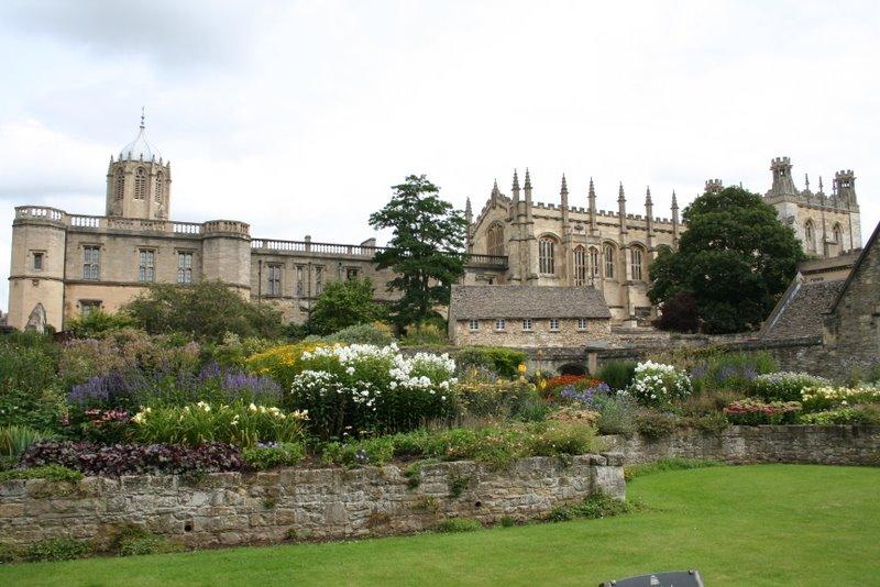 A la découverte du Sud-Ouest de l'Angleterre - Oxford dans Angleterre 01