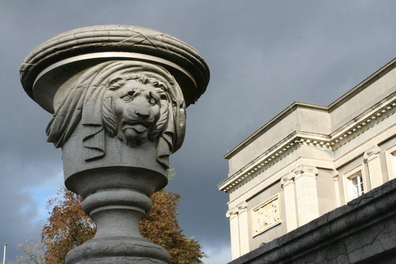Détour par l'Académie royale de Belgique dans Automne img1424