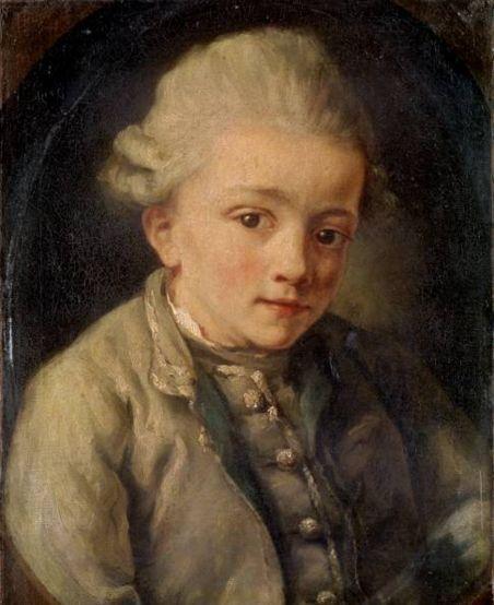 Tranche de vie à Versailles (1764) dans Musique wamozart