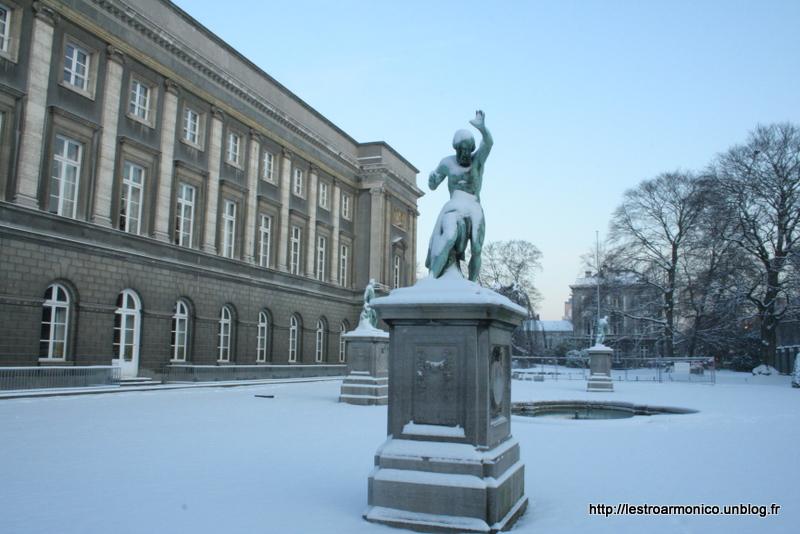 Quelques souvenirs d'hiver dans Bruxelles bruxellesneige01