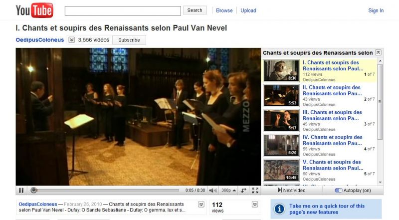 documentairevannevel dans Renaissance